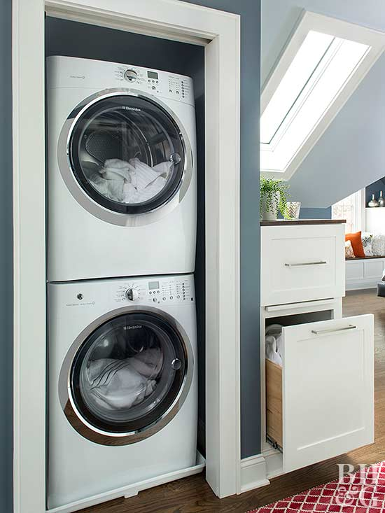 How to Set Up Laundry Room Plumbing
