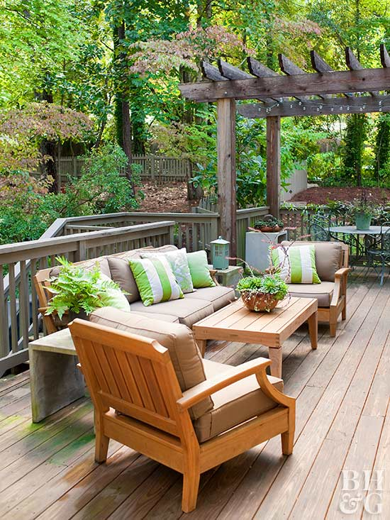 How to Set and Cut Deck Posts