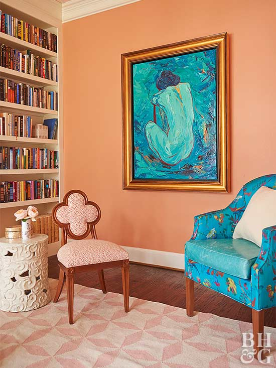 Gorgeous Complementary Color Schemes Better Homes Amp Gardens