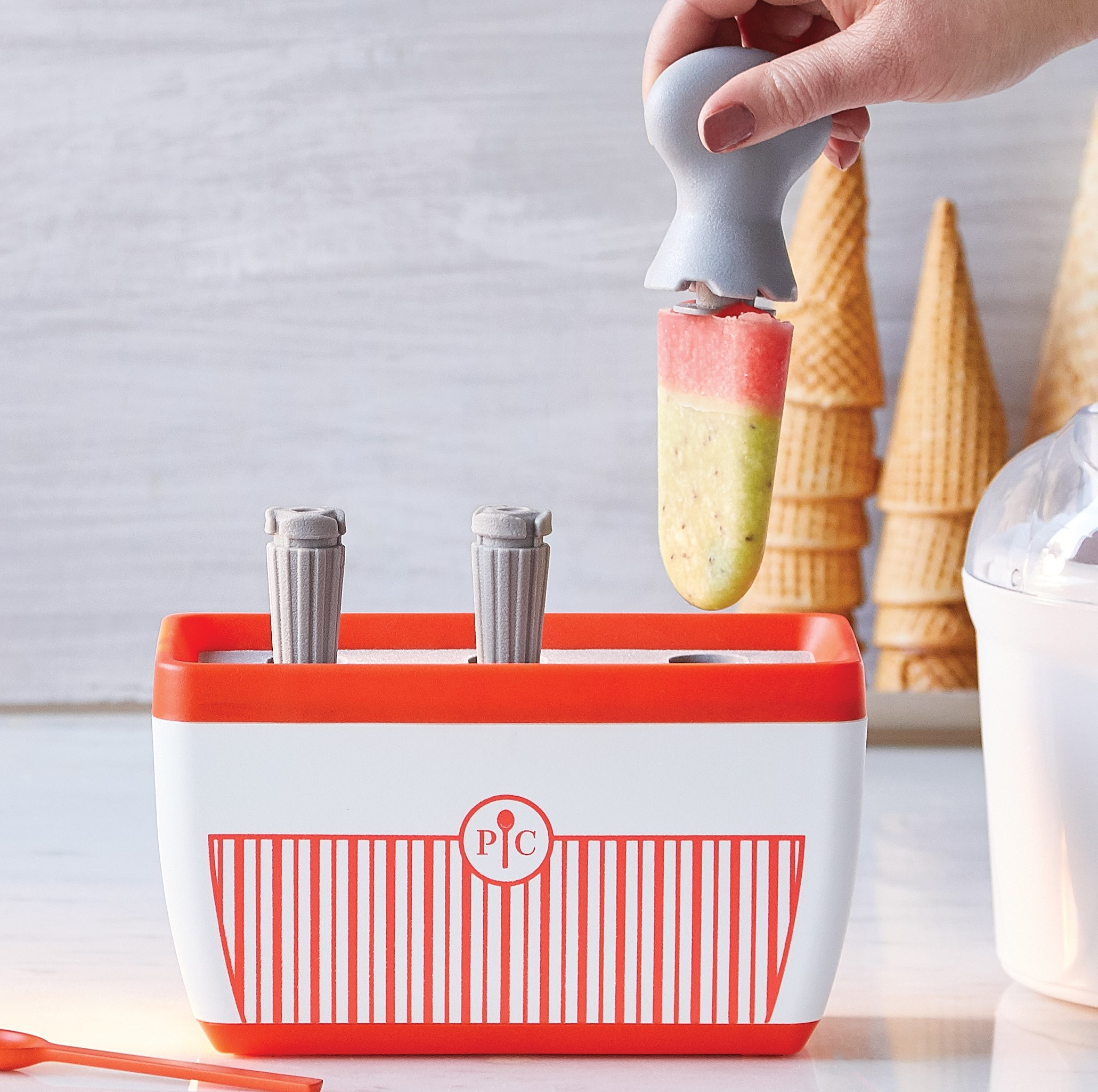 Pampered Chef Quicksicle Maker