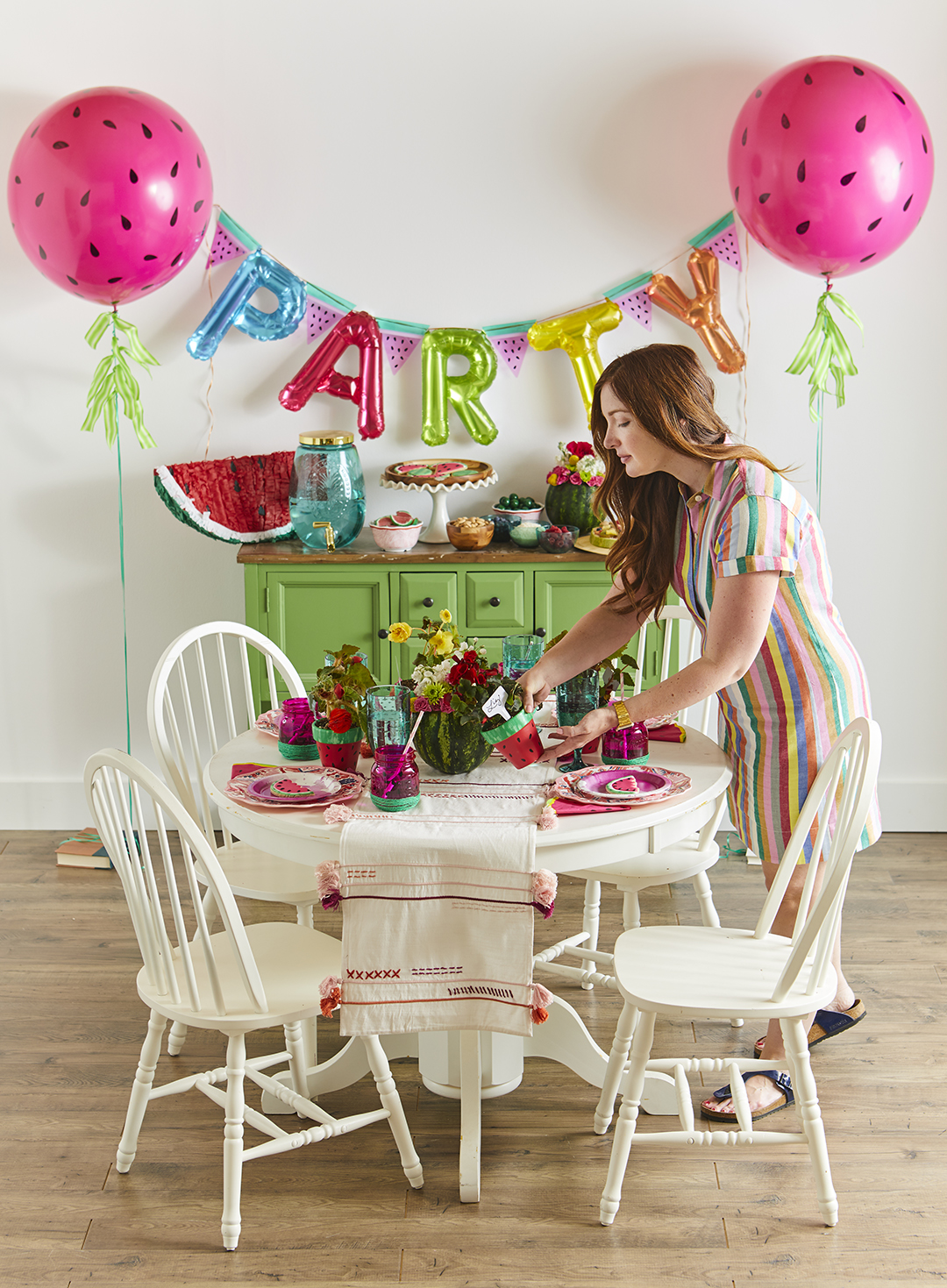 Adorable Summer Watermelon Party Ideas