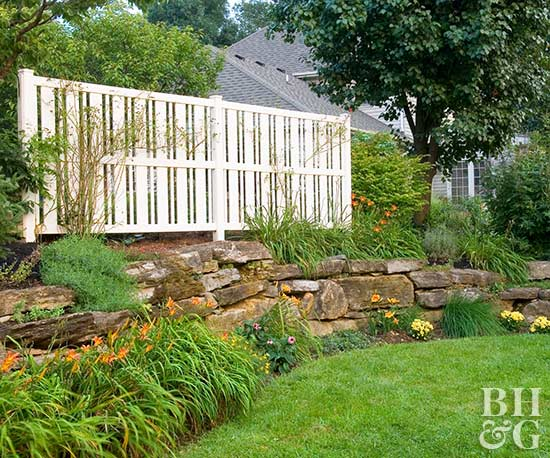 How to Repair a Stone Wall
