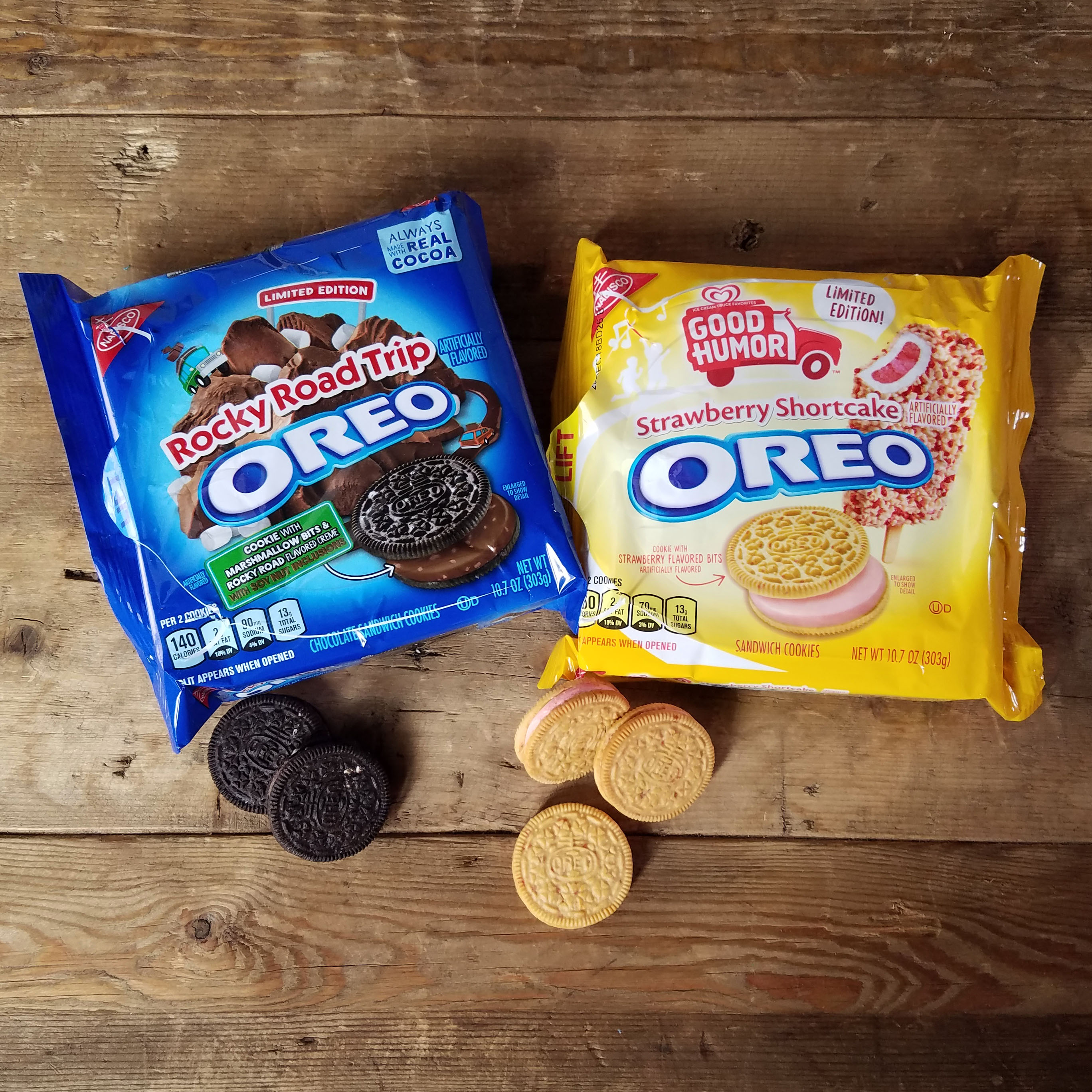 These Limited-Edition Oreos Have Arrived Just in Time for Summer