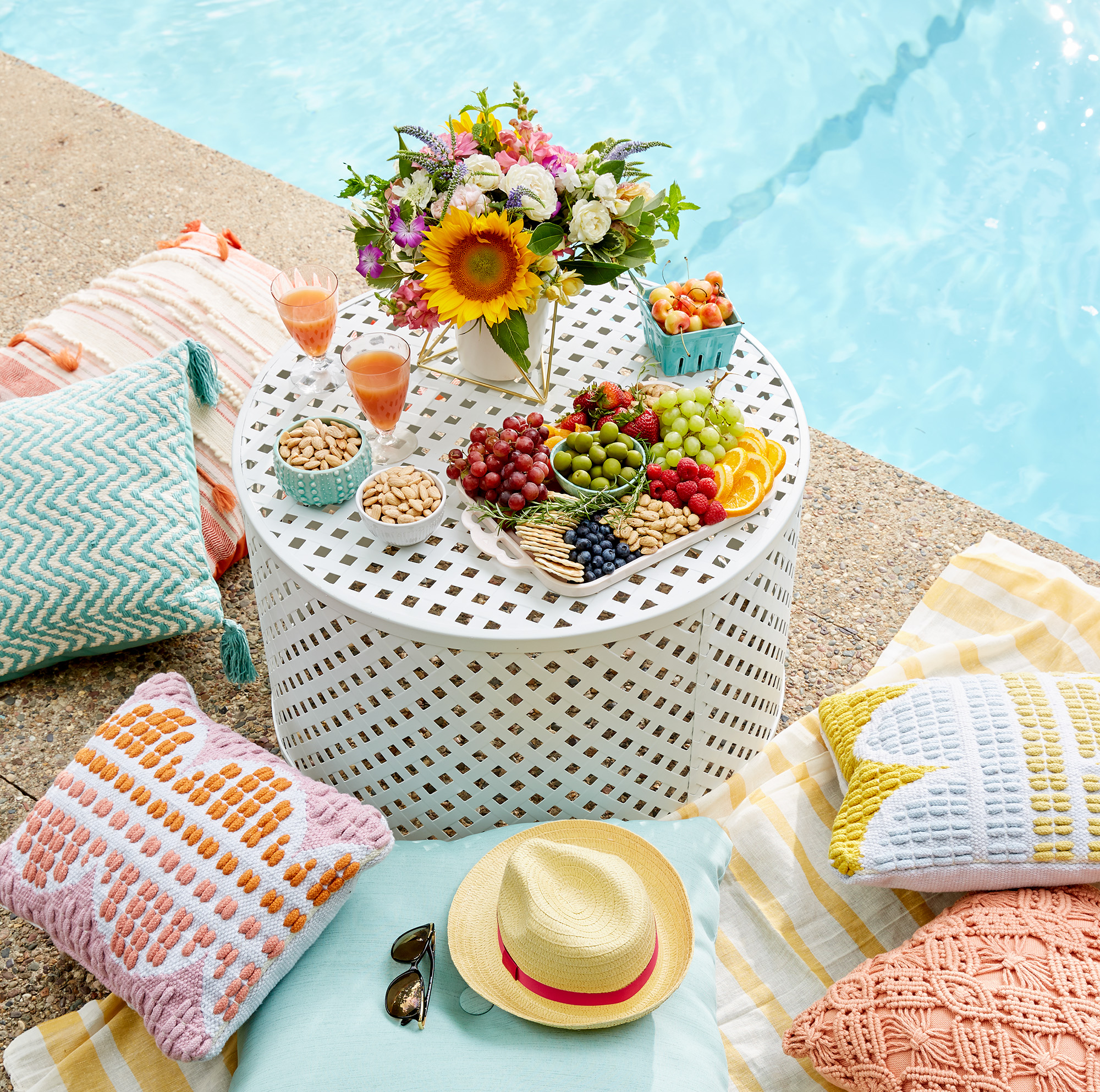Throw the Ultimate Grown-Up Pool Party