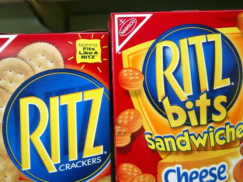 Ritz Products Recalled Due to Possible Salmonella Contamination in Whey Ingredient