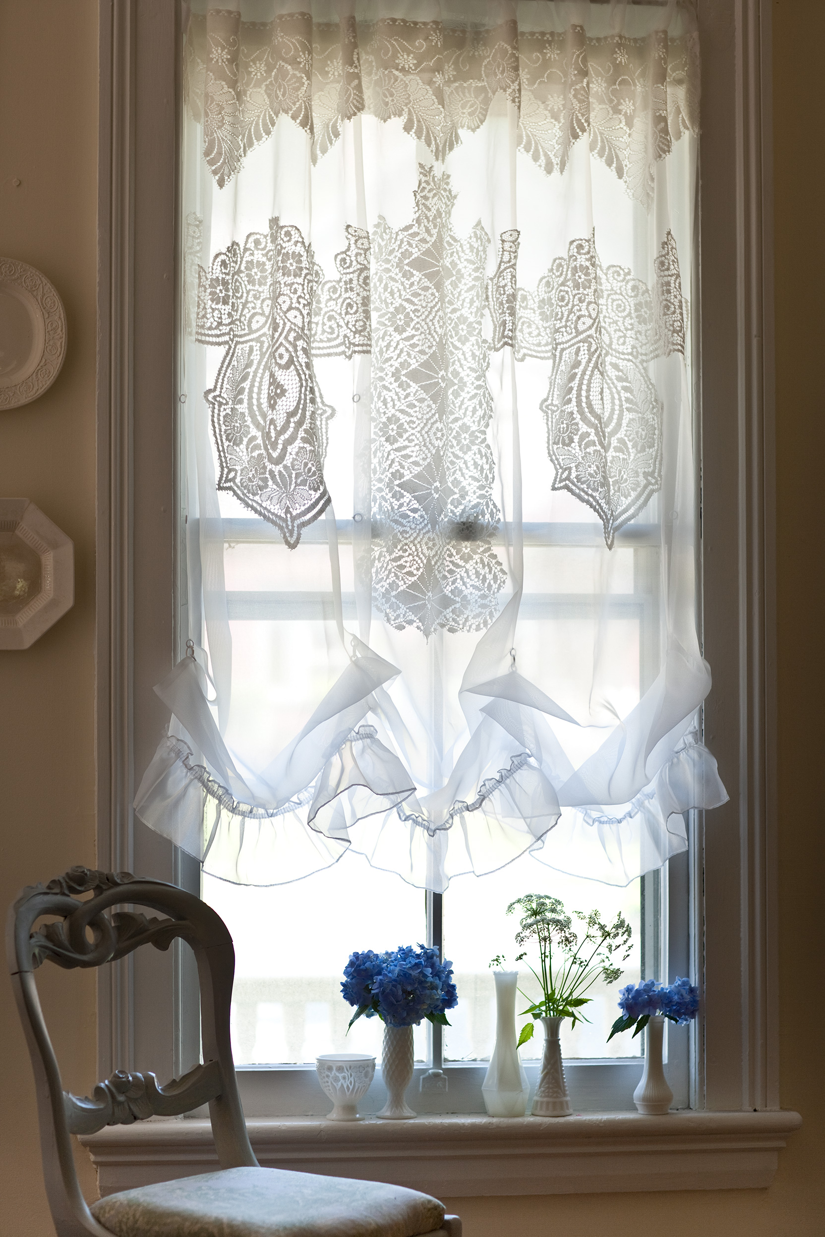 Window Treatment Ideas: Rustic Window Treatment Ideas
