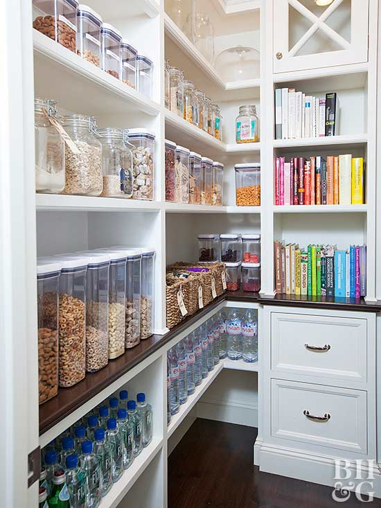8 Tips for Organizing Bulk Bought Products | Better Homes ...