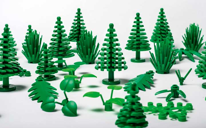 LEGO Launches Blocks Made From Sugarcane