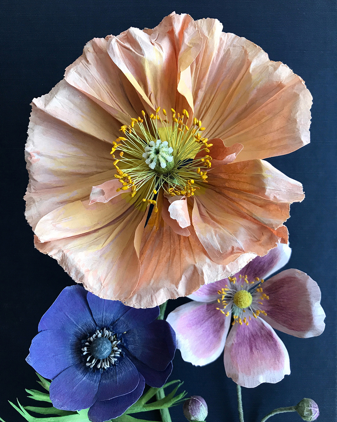 This Popular Instagram Account Has the Prettiest Paper Flowers