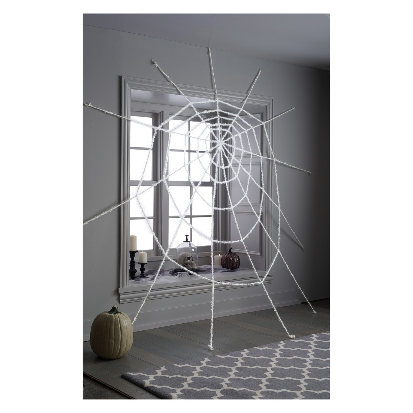 Target Faux Spider Web
