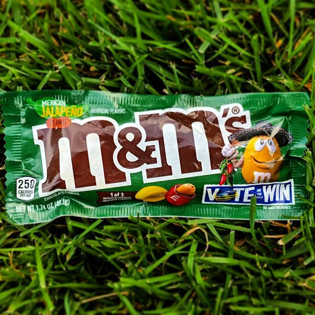 Mexican Jalapeño, Anyone? Mars Introduces 3 New Crazy Peanut M&M Flavors