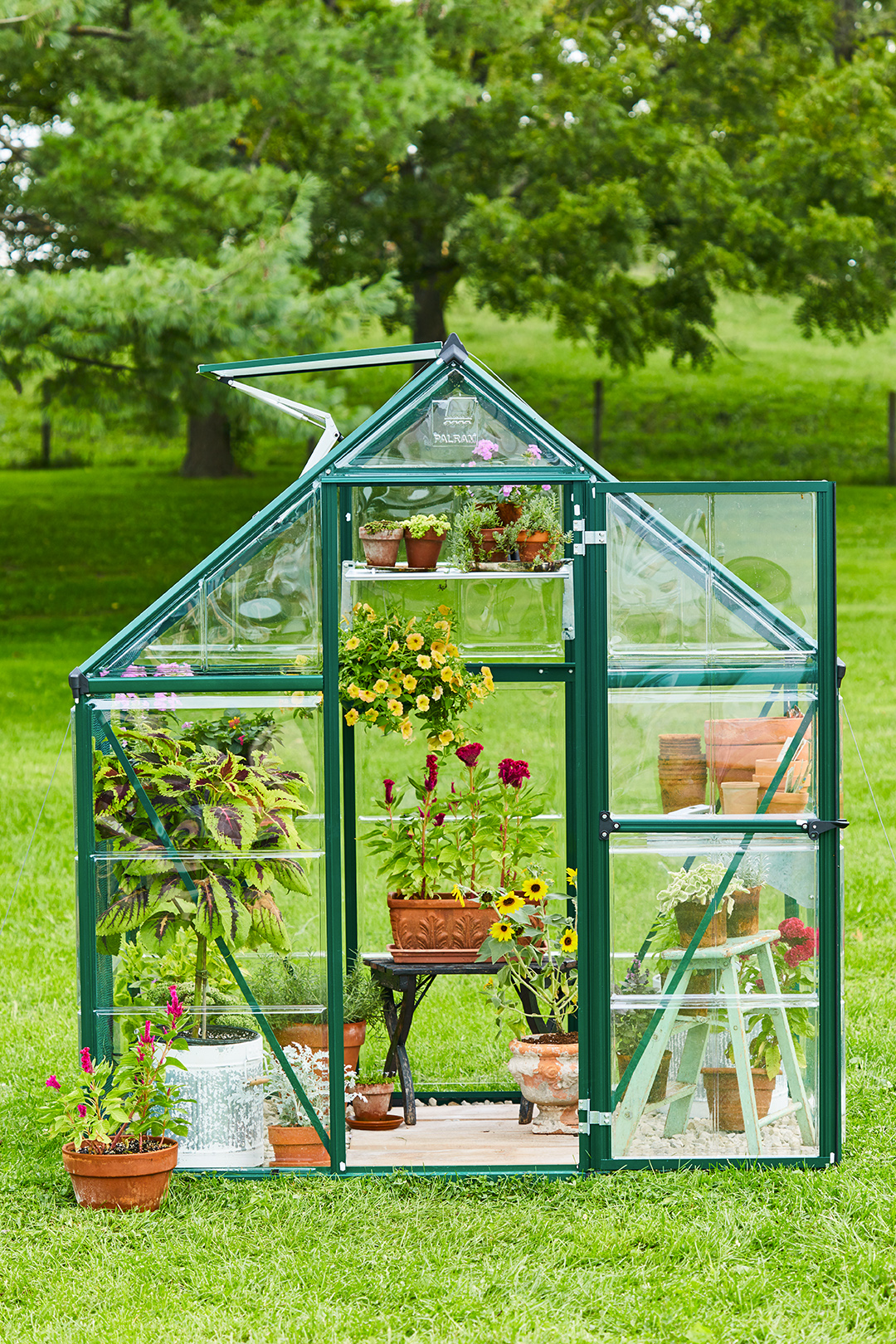 8 Small Greenhouse Kits You Can Assemble Yourself