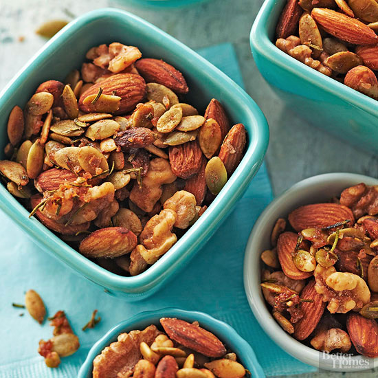 How to Roast Nuts