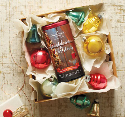 Hallmark Channel and World Market Just Released a New Christmas Tea