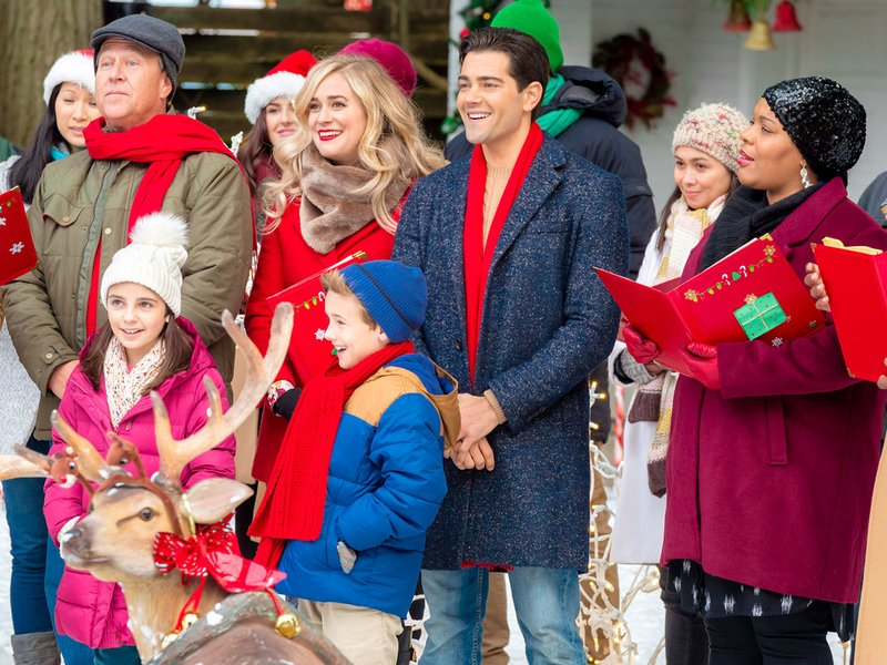 Alert! Hallmark Is Giving One Lucky Winner a Walk-On Role in an Upcoming Original Movie
