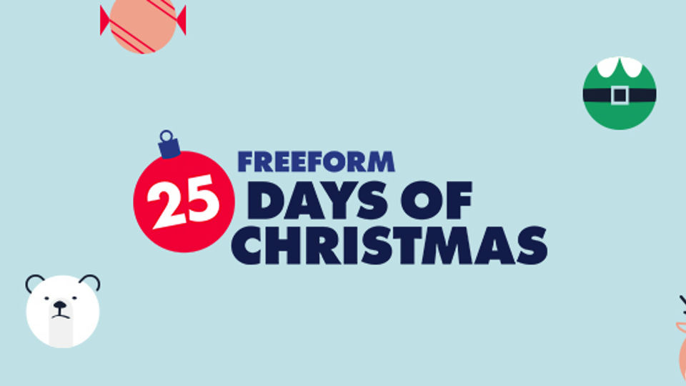 Freeform is Airing a Countdown to Christmas and We Have the Full Schedule