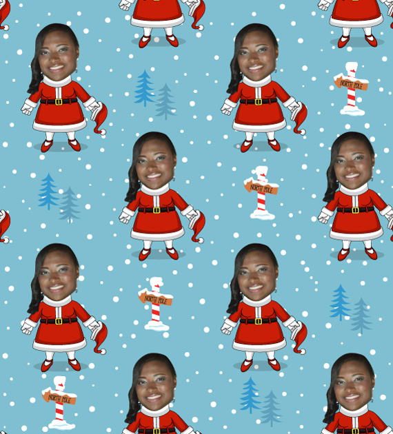 This Will Be the Best Wrapping Paper at Your Gift Exchange