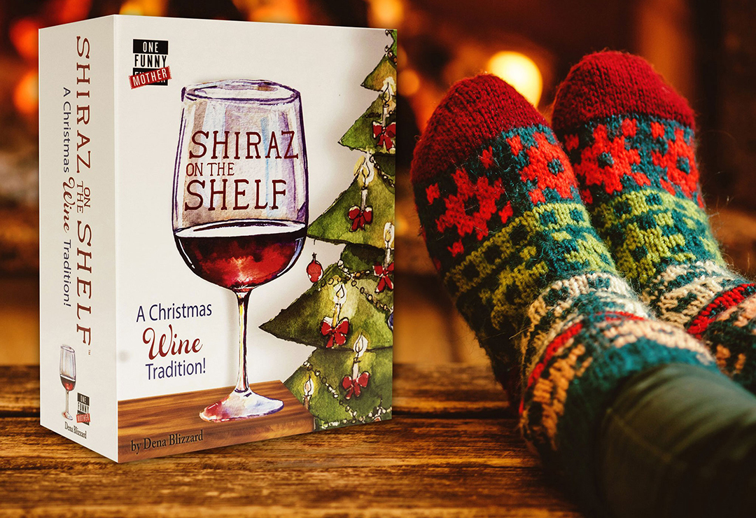 Shiraz on the Shelf gift set