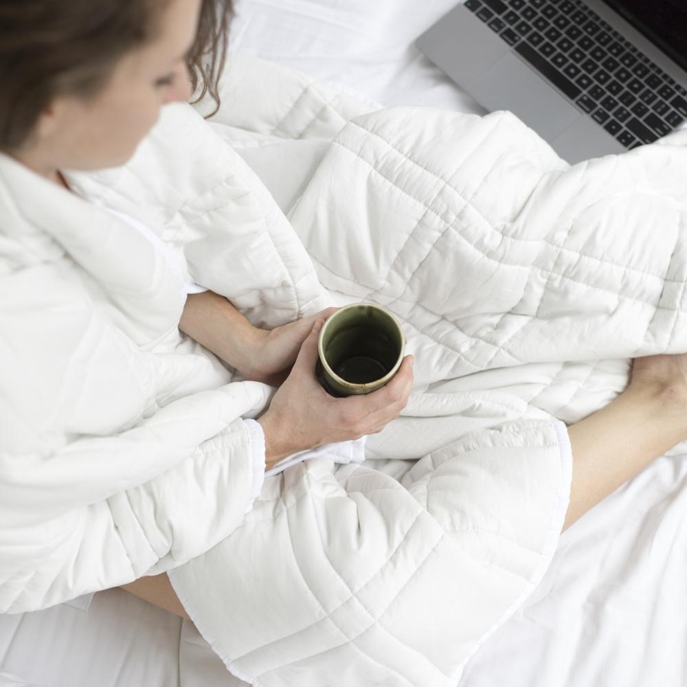 Why Everyone You Know is Buying a Weighted Blanket