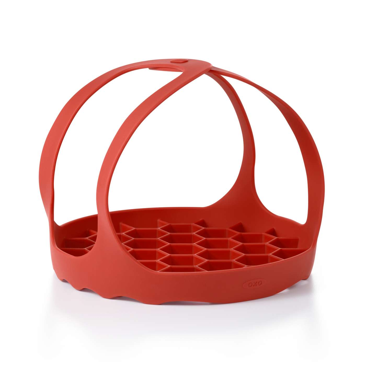 OXO Silicone Pressure Cooker Sling - red color