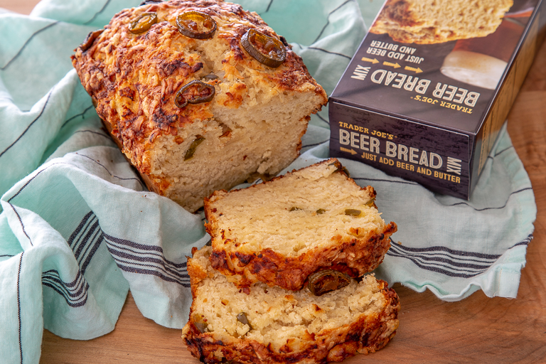 Trader Joe's Beer Bread New products for 2019