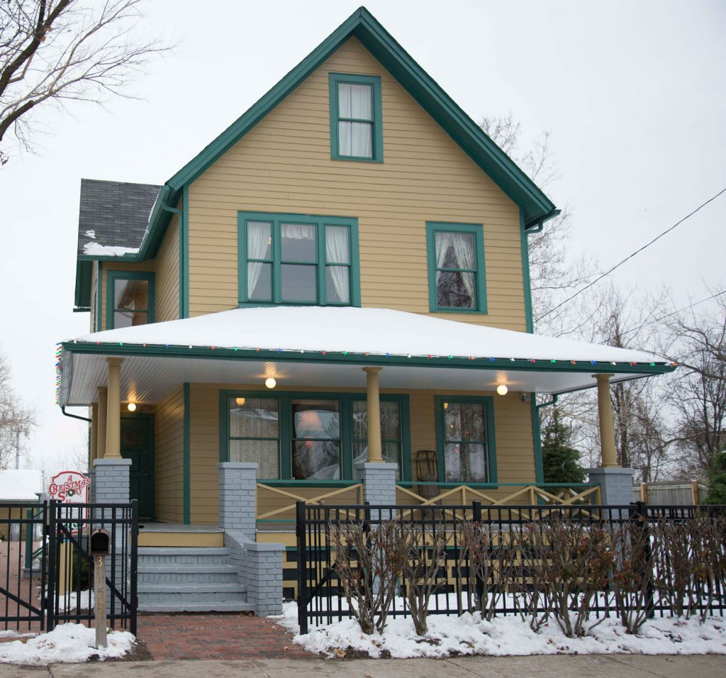 You Can Stay in the House from A Christmas Story