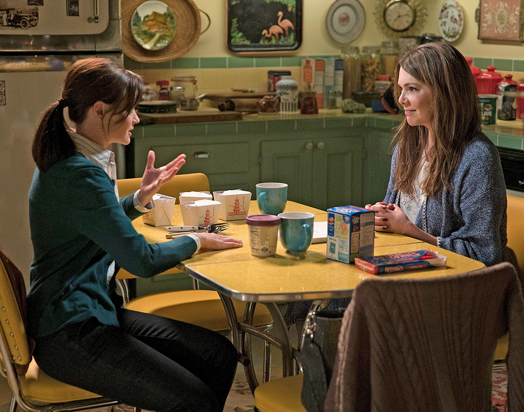 Gilmore Girls Fans Can Now Have a Holiday Lunch at Rory and Lorelai's Real House