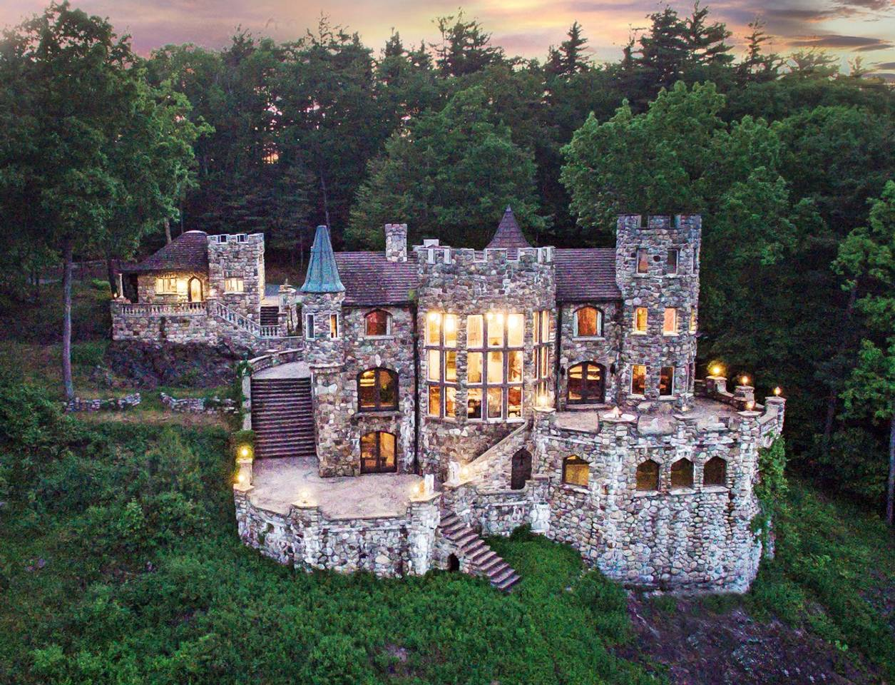 Vacation Alert: You Can Rent Castles for Less Than $50 a Night