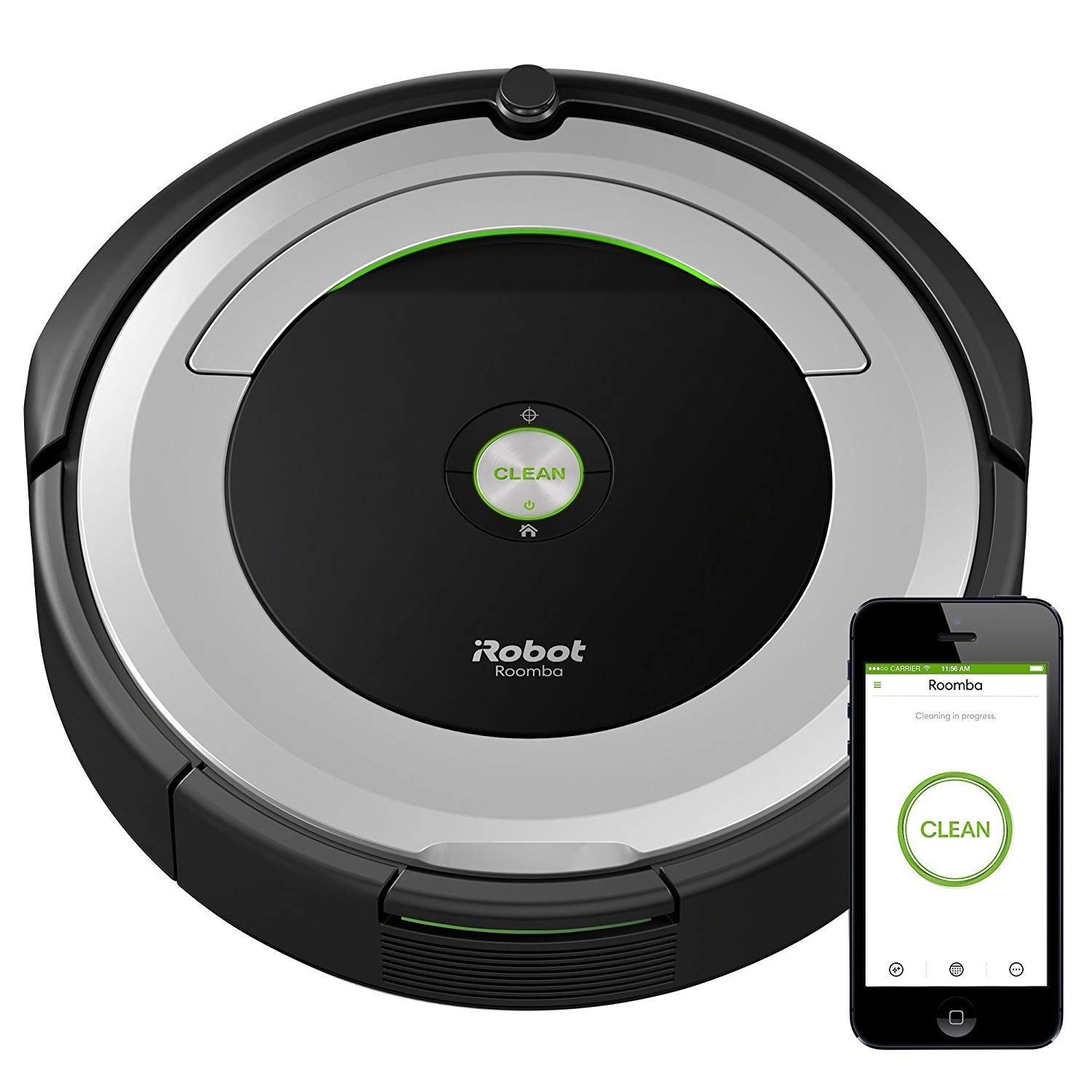 roomba with app