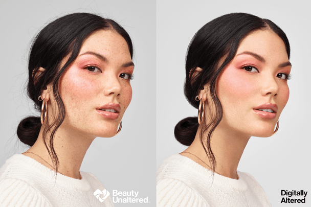 CVS Pharmacy Just Revealed New Unaltered Beauty Images