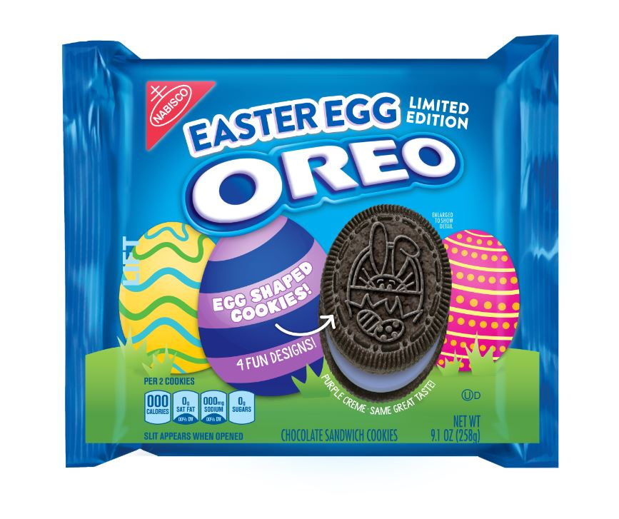 Ready or Not, Easter Egg Oreos Are Coming