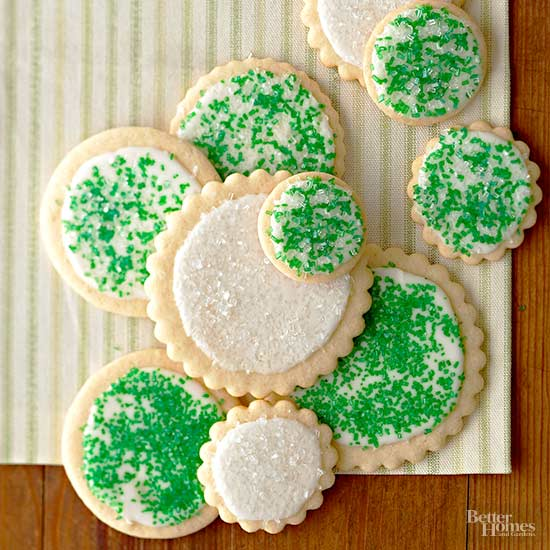 Cutout Sugar Cookies,