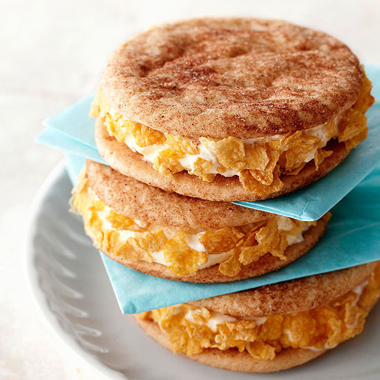 #6: Give Crunch to Ice Cream Sandwiches