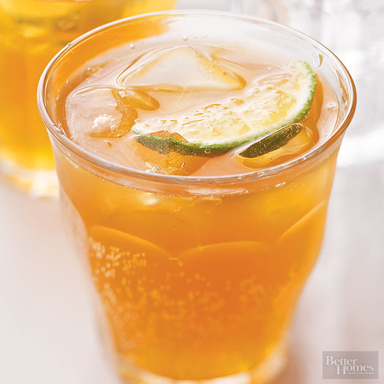 Lime-Tea Punch