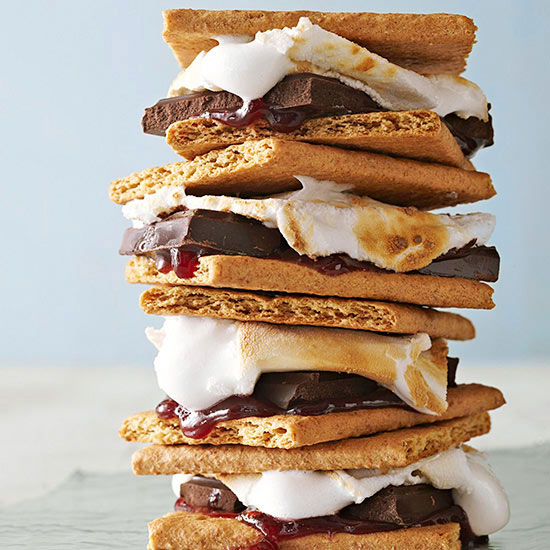 Grown Up S'Mores