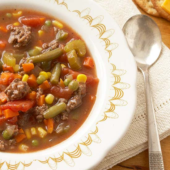 Healthy Ground Beef Recipes: Easy And Healthy Ground Beef Recipes
