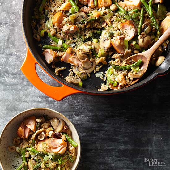 Pacific Northwest Fried Rice