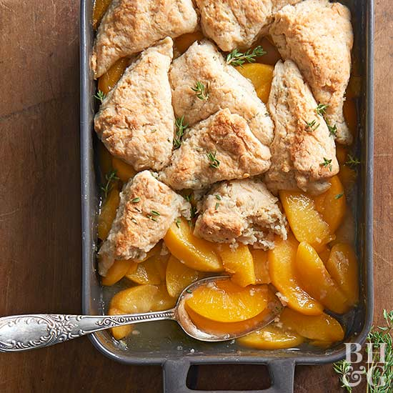 Fresh Peach Recipes to Savor All Summer