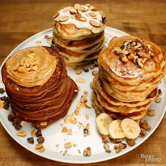 Protein-Packed Pancakes