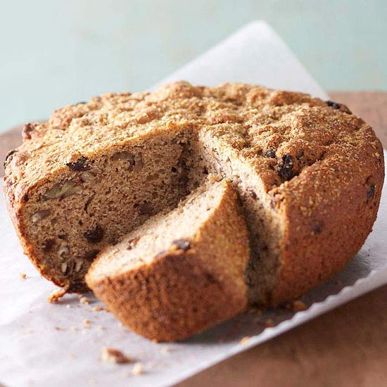 Whole Wheat Apple-Nut Bread