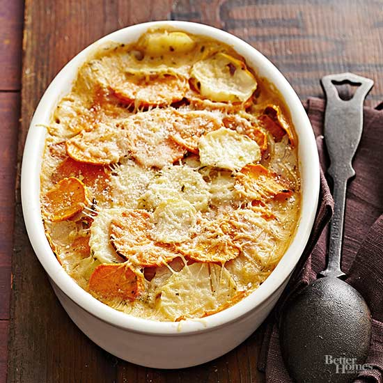 Simply Scalloped Potatoes