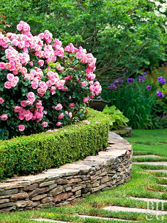 How to Make a Stepping Stone Path