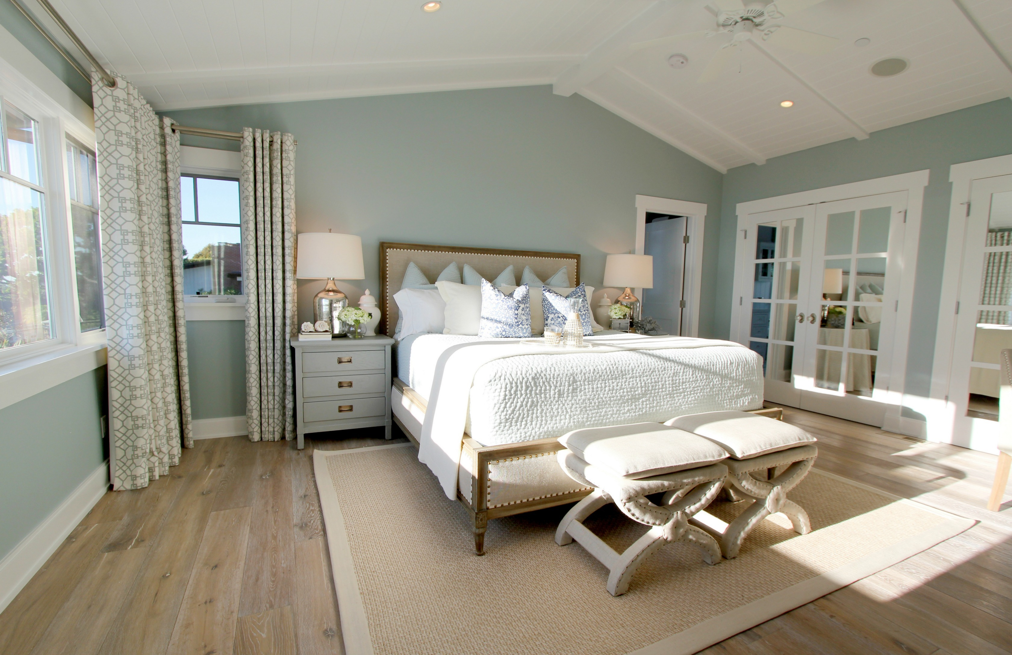 Bedroom Paint Color Trends for 2017 | Better Homes & Gardens
