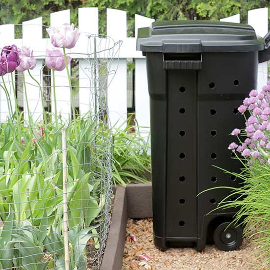 How to make compost bin