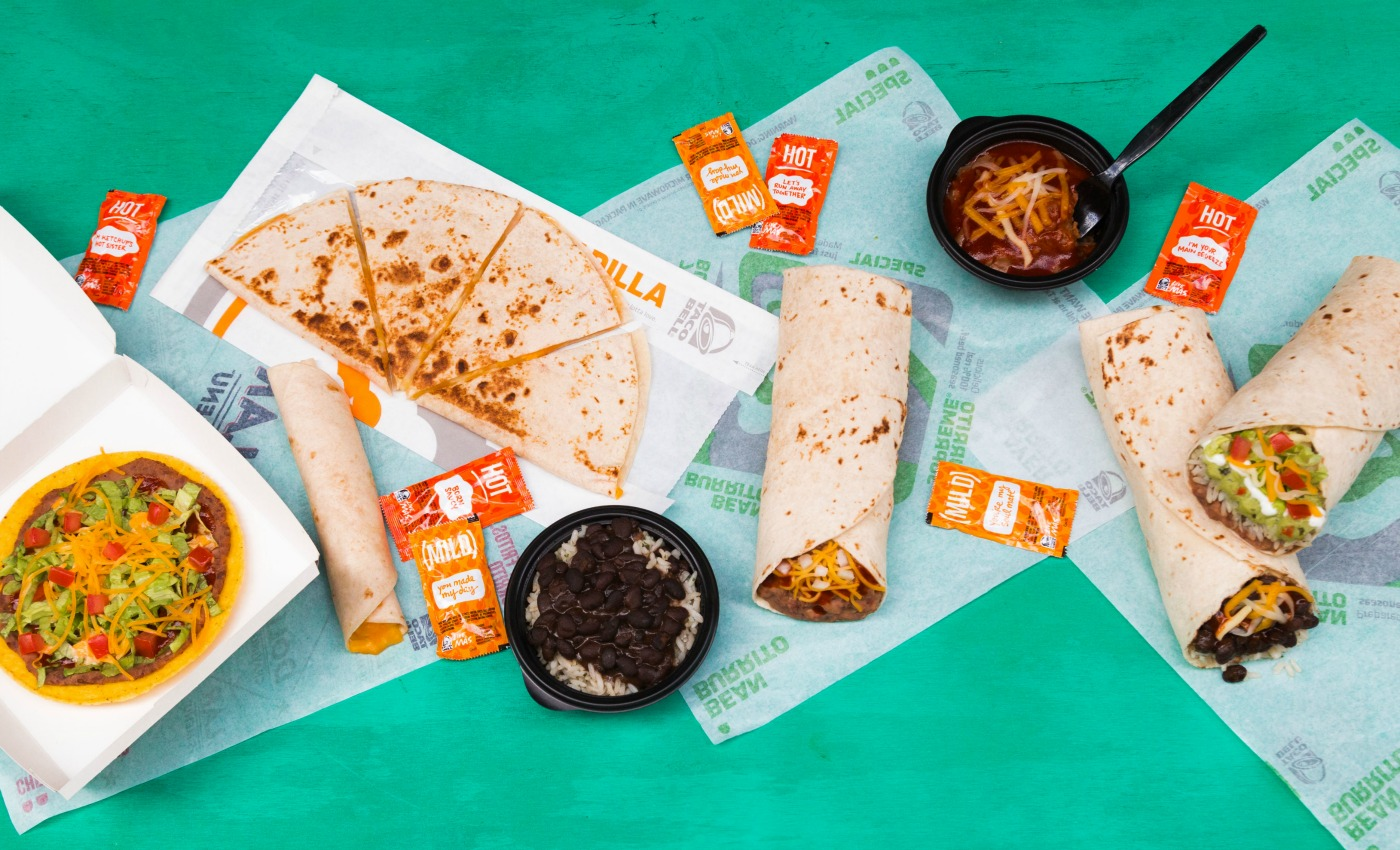 5 Fast Food Restaurants That Are Vegetarian Friendly