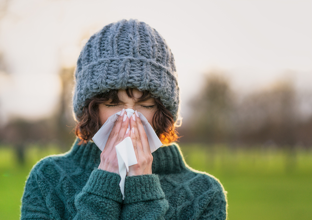 What You Need to Know About Flu Season, And How to Stay Healthy