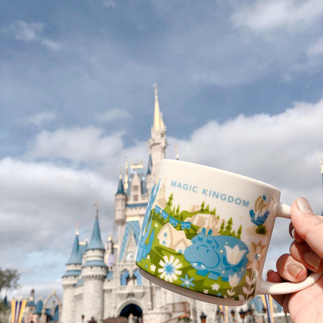 "Starbucks' ""You Are Here"" Disney Mugs Are Now Available Online"