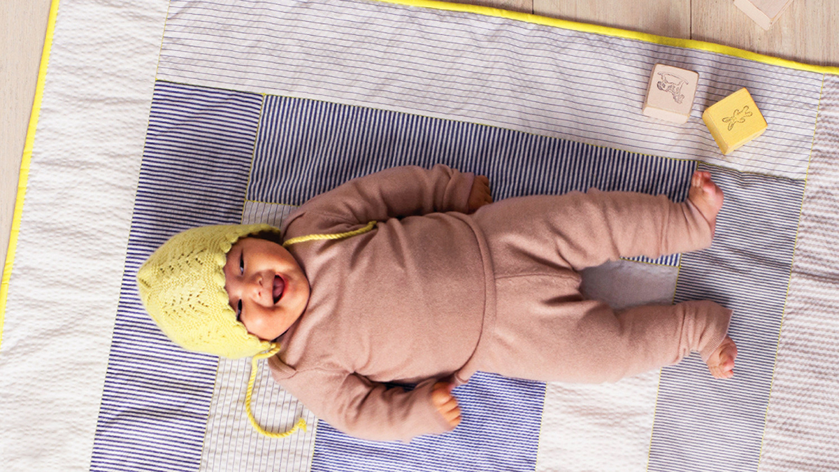 Project Linus Wants Your Handmade Blankets for Children in Need