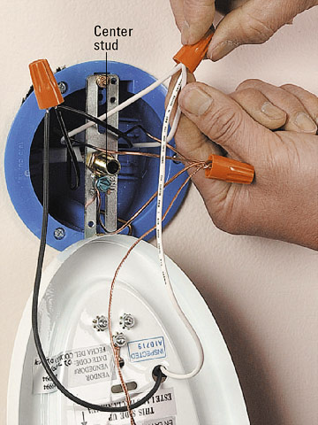 Wiring A Wall Fixture - Wiring Diagram Article on