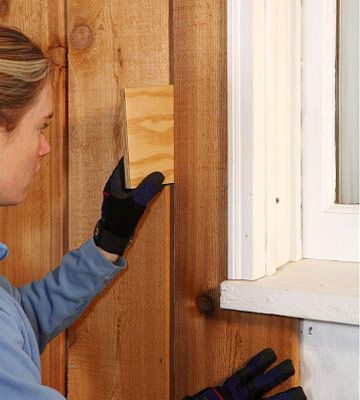 How To Install Board And Batten Siding Better Homes